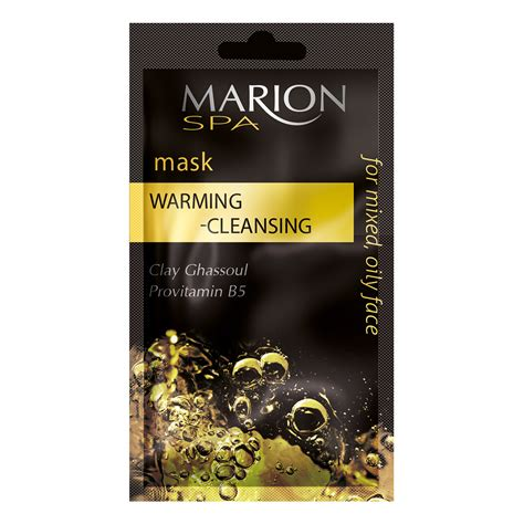 Mask Detox by Warming Cleansing Mask Marion