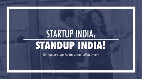Startup India Standup India Essay by Startup India Standup India Setting The Stage For The Great Indian July Rapid