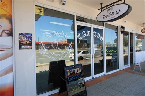 tattoo parlour gold coast renovation builder smith sons project