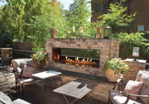 Patio Furniture With Propane Fire Pit Table - natural gas outdoor fireplace natural wiring diagram free download
