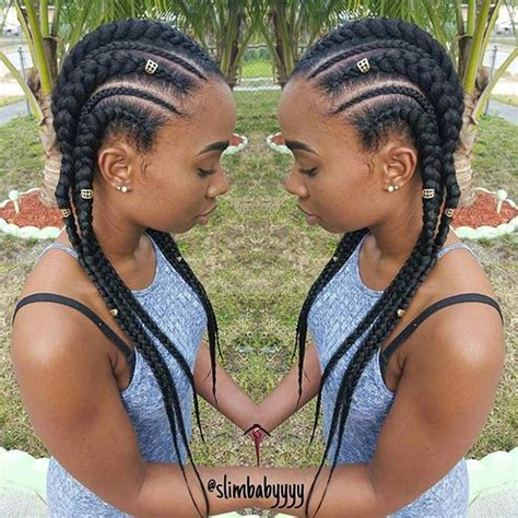 ghana weaving hairstyles for thin hair 31 best ghana braids hairstyles page 3 of 3 stayglam