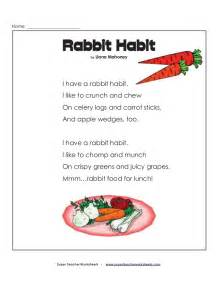 4th rabbit habit poem wbdnf