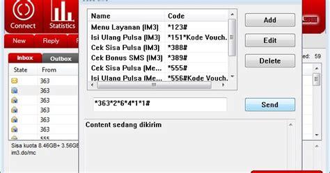 kode kuota indosat cek sisa kuota dan masa tenggang aktif indosat im3 ooredoo
