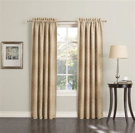 menards curtains s lichtenberg sun zero laney room darkening drapery panel