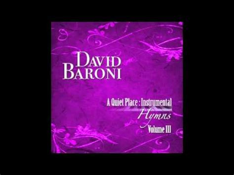 A Place Instrumental Hymns Just As I Am David Baroni From A Place Hymns Instrumental Iii