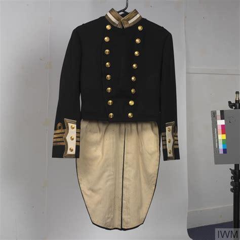 coat tail ceremonial   dress captain royal navy
