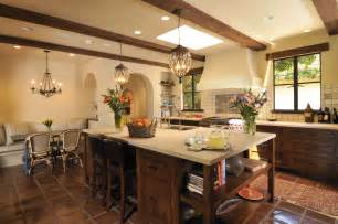 Home Design And Decor Review Spanish Style Kitchen Home Design And Decor Reviews
