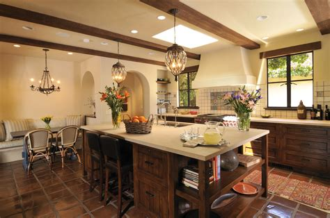 Spanish Style Kitchen Design | spanish style kitchen home design and decor reviews