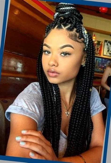 recent comment on african american braid style made by tv personality 2018 latest african american long hairstyles