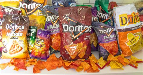Every Doritos Flavor, Ranked   Thrillist