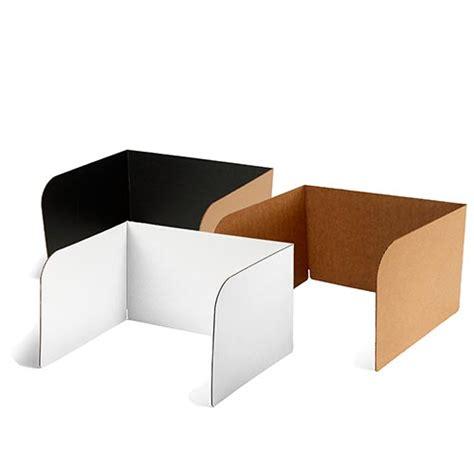 how to make privacy shields for student desks desk shield desk design ideas