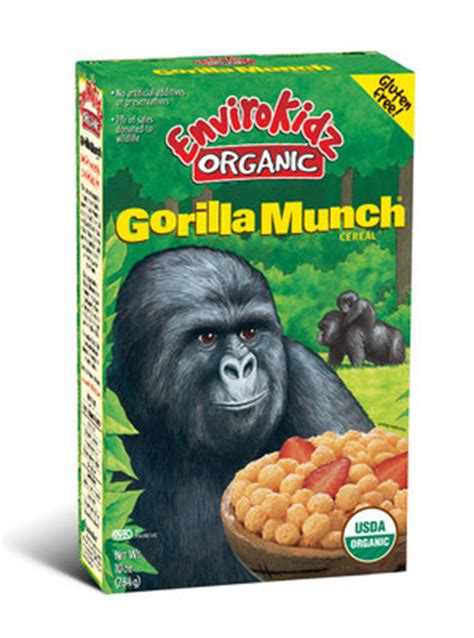 Gorilla Munch Meme - roundtable let s talk about cereal for serious autostraddle