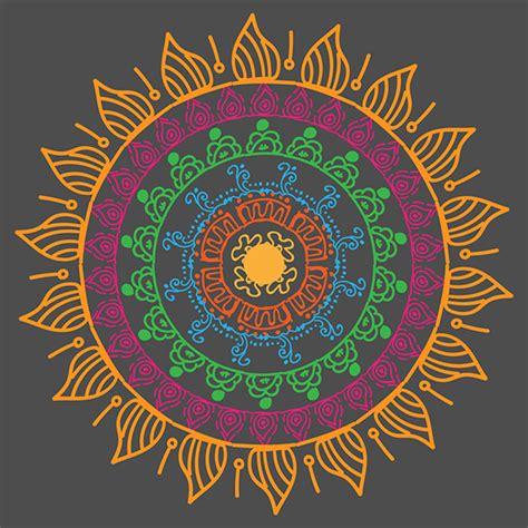 como hacer un pattern brush en illustrator tutorial como crear mandalas con pattern brush en illustrator