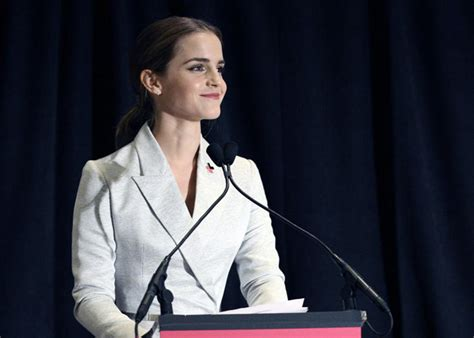 emma watson un speech emma watson says she was nervous before delivering gender
