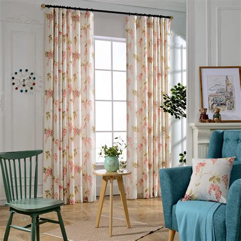 factory direct drapes discount code free shipping cotton printed curtains cloth factory direct