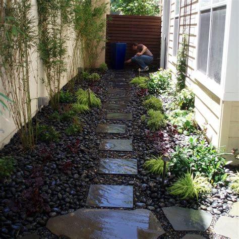 narrow backyard landscaping ideas landscaping ideas for narrow backyards garden ideas