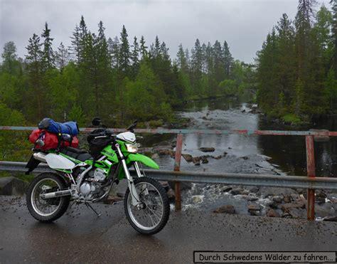 Motorrad Fahren Ohne Hose by Endurowandern Schweden