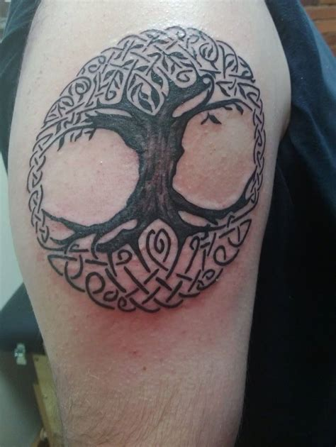 wiccan tattoos for men pagan tattoos for www pixshark images