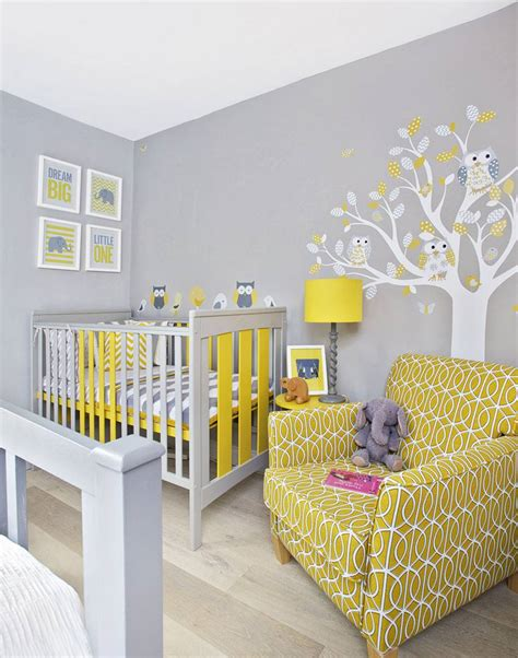 Armchair Yellow Design Ideas Add A Magic To Your Child S Bedroom With Wall The Room Edit