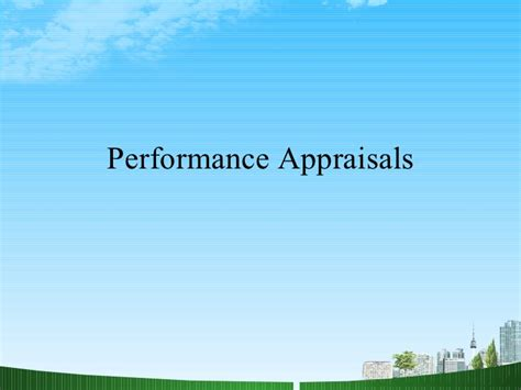Capital Budgeting Ppt Mba Notes by Performance Appraisals Hr Ppt Mba
