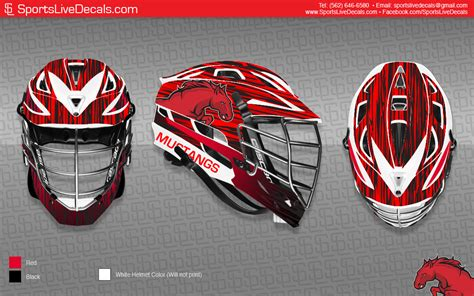 design lacrosse helmet decals custom helmet wraps lacrosse 4k wallpapers