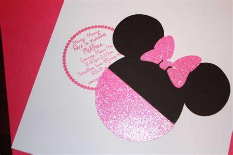 printable minnie mouse envelope mini mouse printable birthday invitation