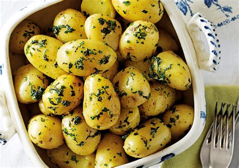 Elmer Dip Glaze Strawberry Pail 5kg boiled new potatoes with minty herb butter recipe and easy at countdown co nz