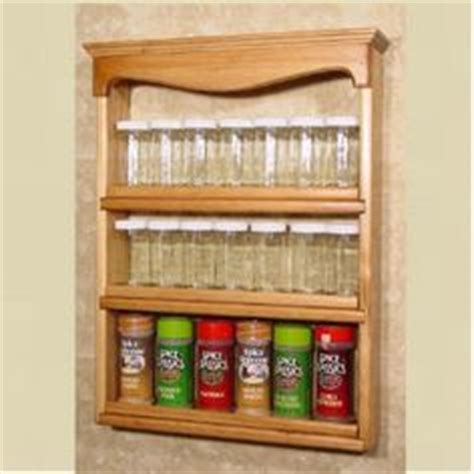 Large Wall Spice Rack 1000 Images About Wall Mounted Spice Racks On