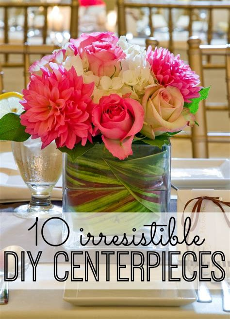 diy dinner table decorations woodworking projects plans