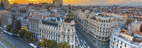 cheap flights to madrid airline tickets to madrid