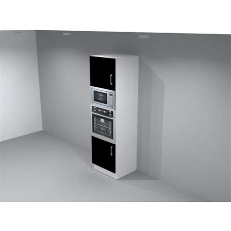 meuble cuisine colonne four micro onde colonne pour four micro onde encastrable
