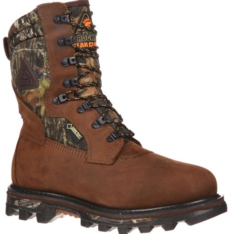 rocky arctic tex waterproof insulated camo boots