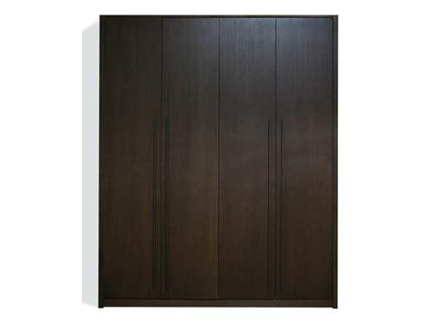 armarios de habitacion armario habitaci 243 n de madera wengu 233 4 puertas mueble de