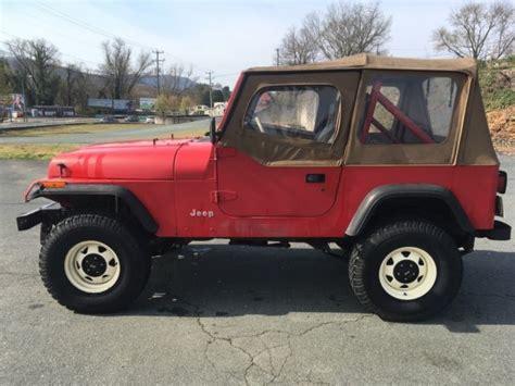 1991 jeep wrangler yj 1991 jeep wrangler yj classic w no rust for sale jeep