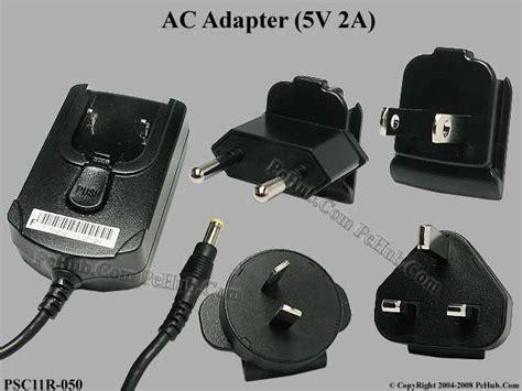 phihong psc11r 050 ac adapter 5v 12v psc11r 050 sps 355912 001 hp p n 309802 001