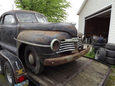 1942 plymouth business coupe 1942 plymouth business coupe rat rod barn find project