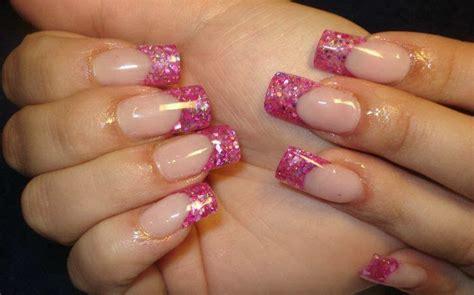 imagenes de uñas acrilicas con tip cristal u 241 as postizas transparentes decoradas