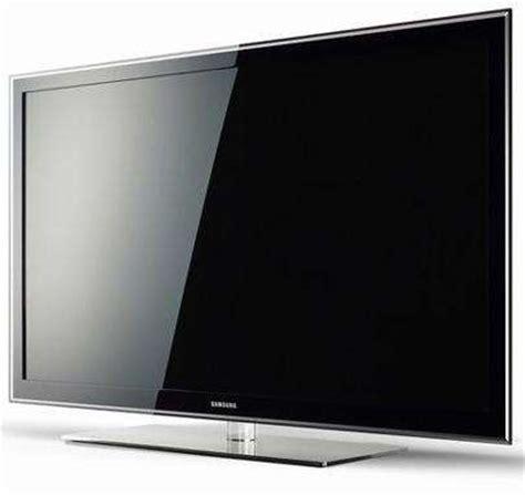Tv Samsung Plasma plasma tvs gets a samsung makeover for 2009 general pc tech authority