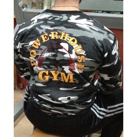 powerhouse gym camiseta sportgim