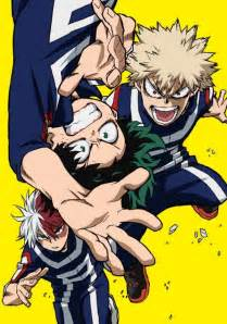 my academia vol 1 second my academia season 2 anime dvd bd release