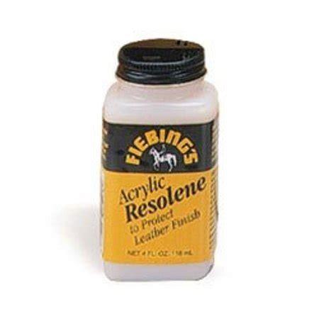 Fiebings Acrylic Resolene fiebings acrylic resolene dye top finish 4oz neutral