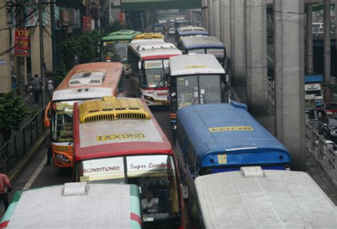 philippines bus ltfrb to require gps in all public buses headlines news