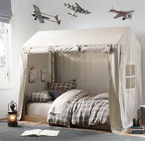 Canvas Bed Canopy by 25 Best Ideas About Bed Tent On Pinterest 3 Room Tent