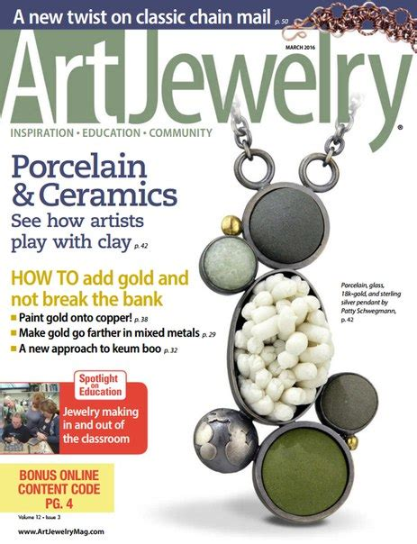 free jewelry magazines jewelry march 2016 usa pdf free