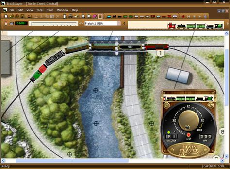 train layout design software mac trainplayer software for model railroaders