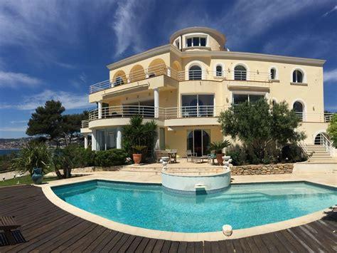 Villa de prestige ultra luxe, piscine, acces privé à la mer, vue panoramique   Toulonnais   Abritel
