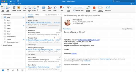 Office 365 Outlook Groups Microsoft Brings Groups In Outlook To Mac Ios And Android