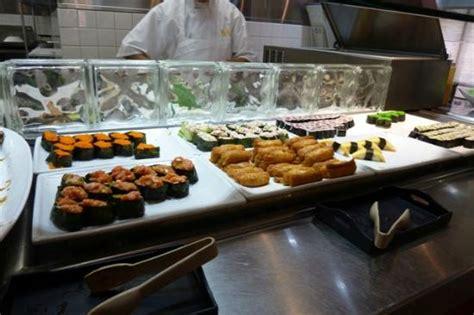 buffet photo de makino at premium outlets las vegas
