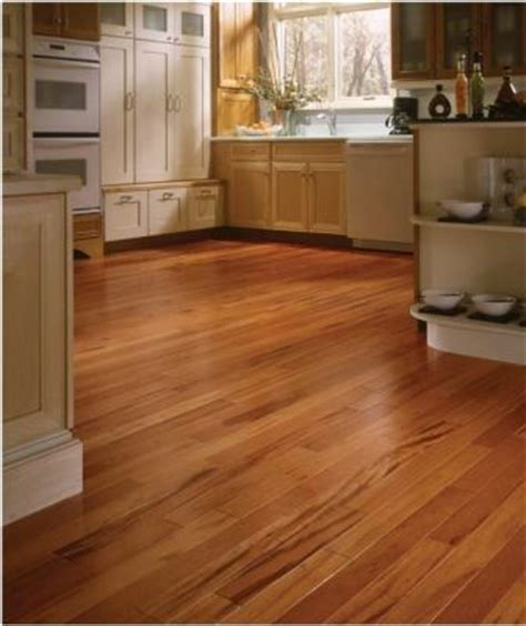 BR111 Triangulo Tigerwood Plank Flooring