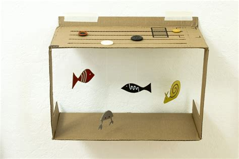 membuat mainan dr kardus bekas cara membuat ape aquarium dari kardus bekas buahatiku